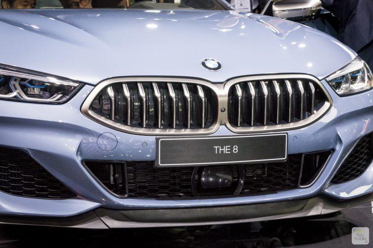 Mondial de Paris 2018 BMW 1
