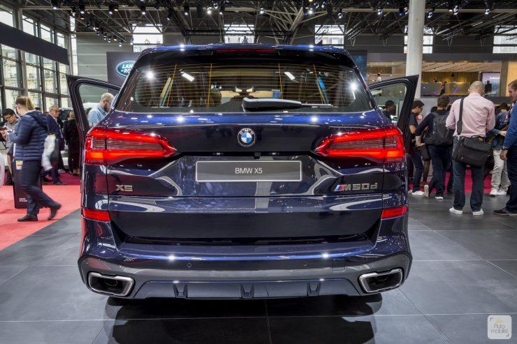 Mondial de Paris 2018 BMW 105