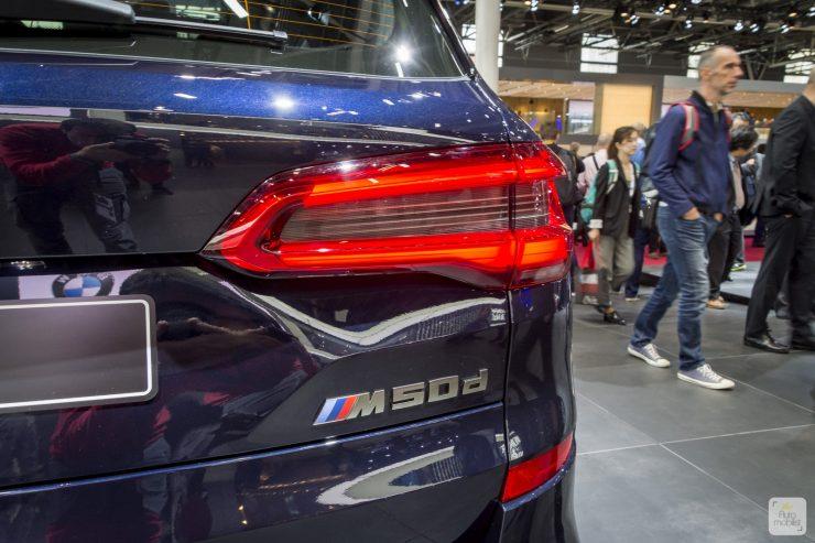 Mondial de Paris 2018 BMW 109