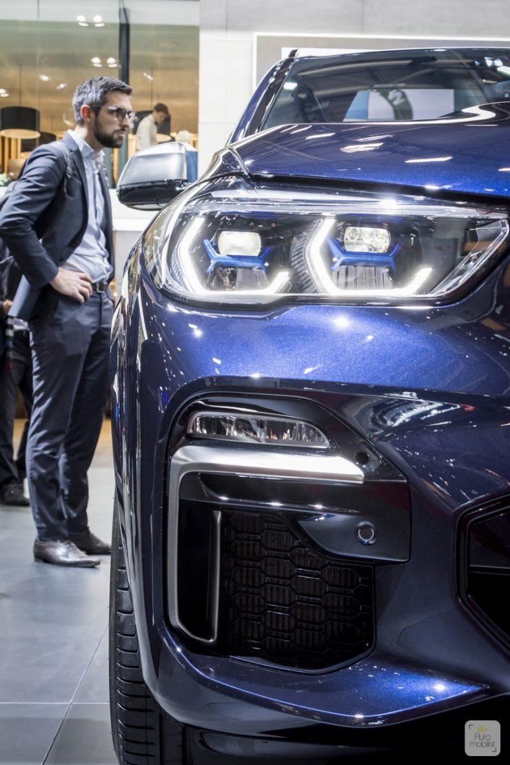 Mondial de Paris 2018 BMW 114