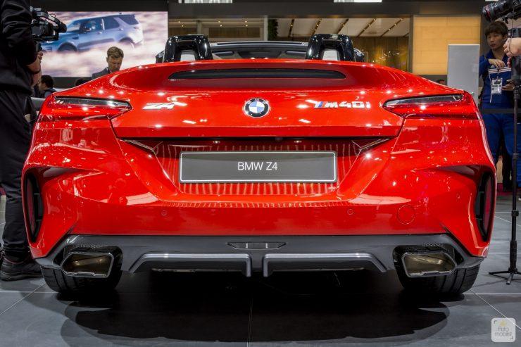Mondial de Paris 2018 BMW 122