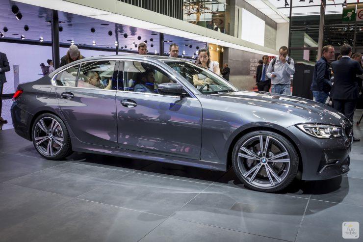 Mondial de Paris 2018 BMW 131