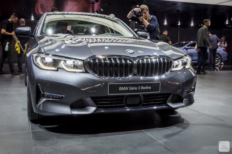 Mondial de Paris 2018 BMW 132