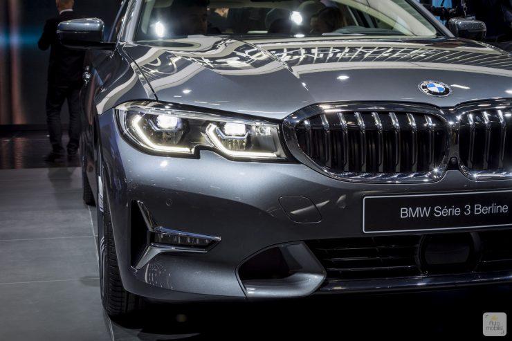 Mondial de Paris 2018 BMW 133