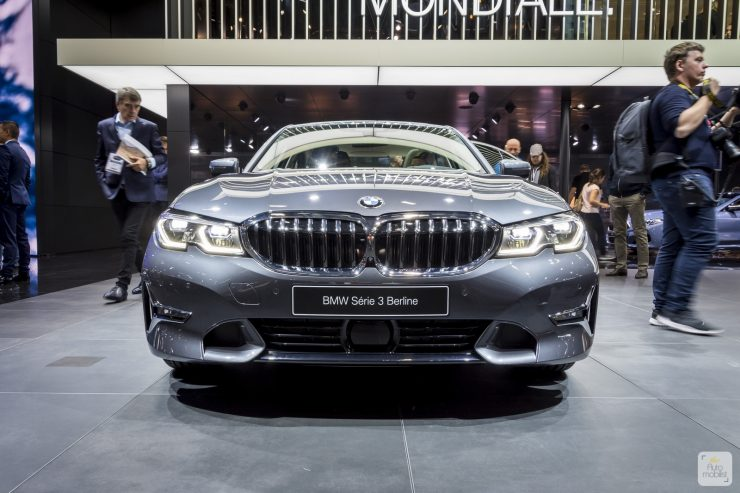 Mondial de Paris 2018 BMW 134