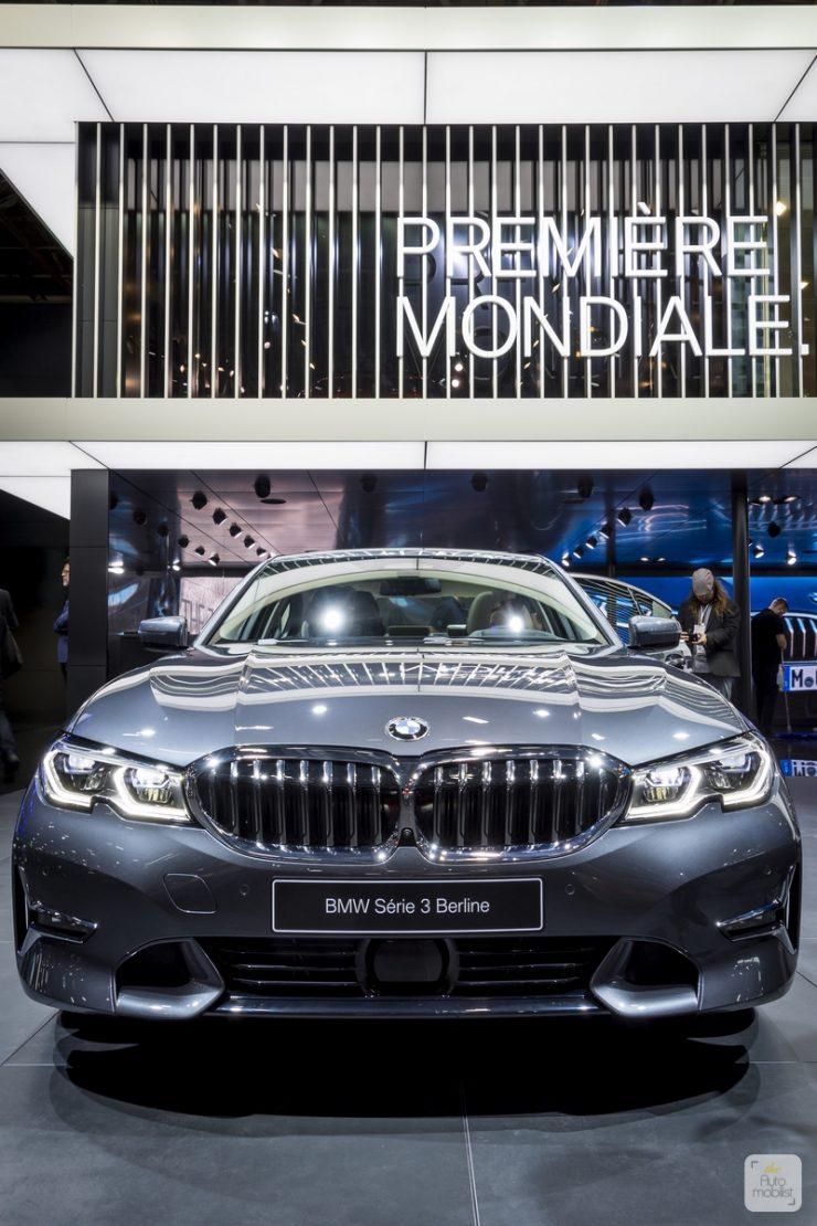 Mondial de Paris 2018 BMW 135