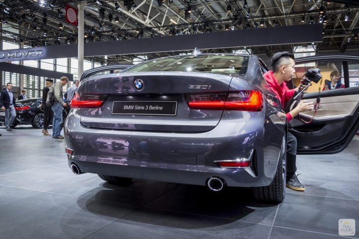 Mondial de Paris 2018 BMW 136