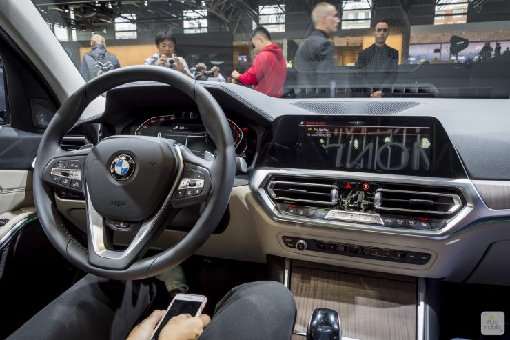 Mondial de Paris 2018 BMW 139
