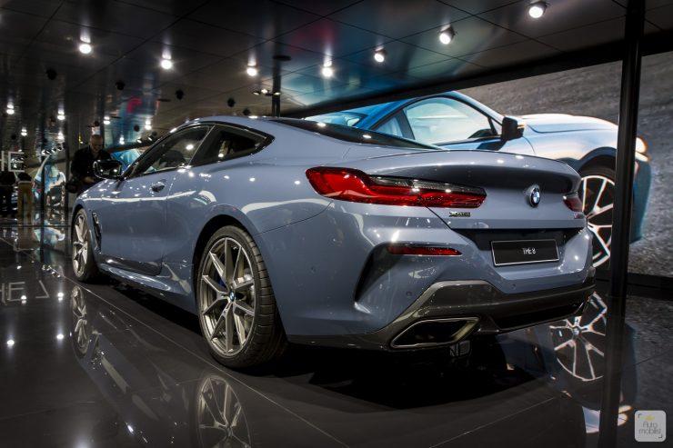 Mondial de Paris 2018 BMW 18
