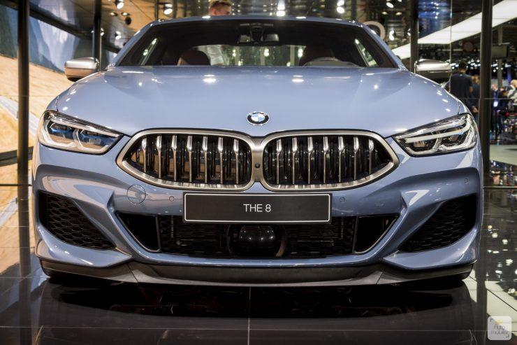 Mondial de Paris 2018 BMW 20