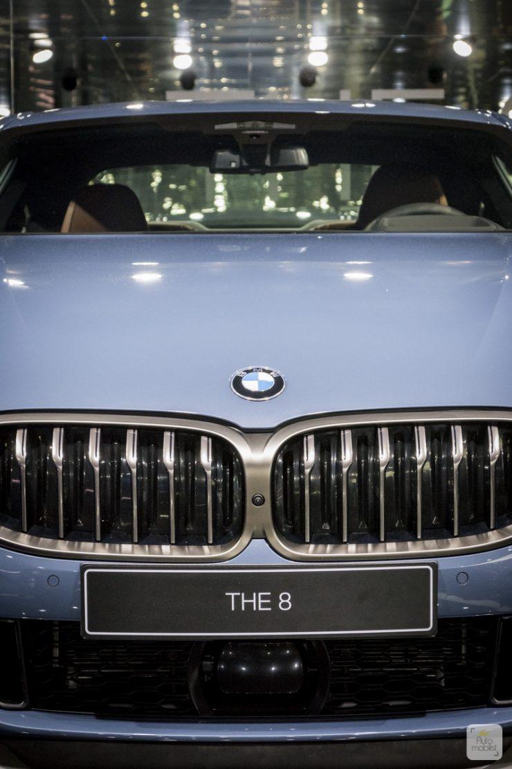 Mondial de Paris 2018 BMW 21