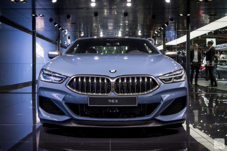 Mondial de Paris 2018 BMW 22