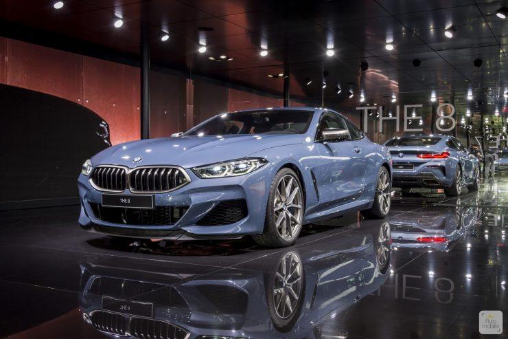 Mondial de Paris 2018 BMW 24