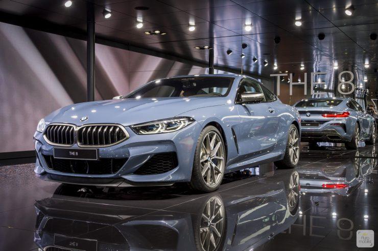 Mondial de Paris 2018 BMW 25