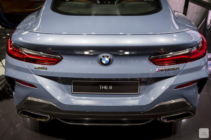 Mondial de Paris 2018 BMW 29