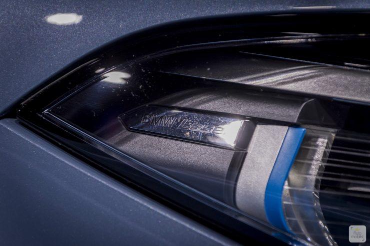 Mondial de Paris 2018 BMW 3