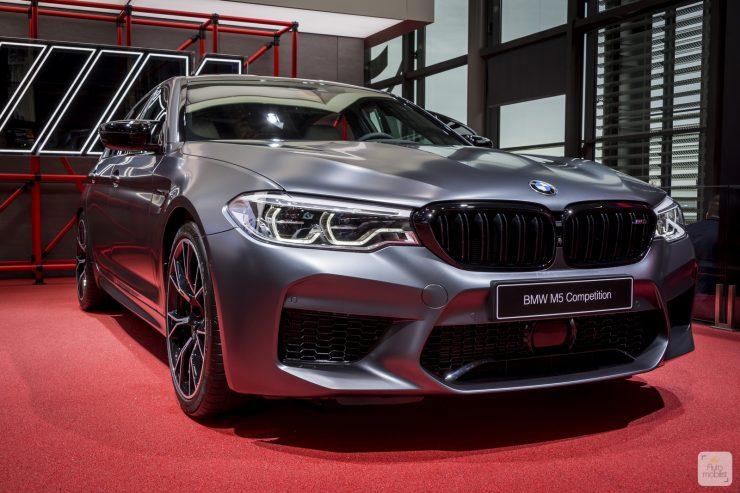 Mondial de Paris 2018 BMW 30