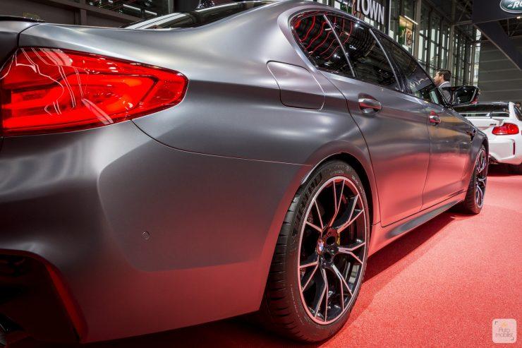 Mondial de Paris 2018 BMW 34