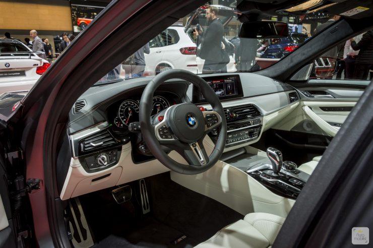 Mondial de Paris 2018 BMW 42
