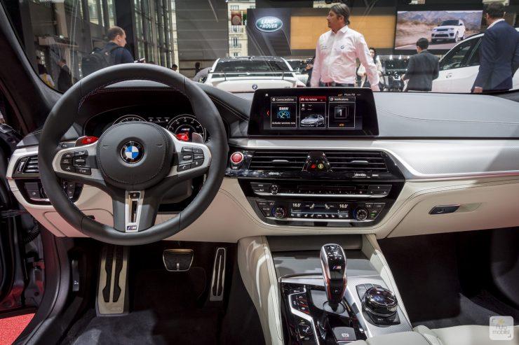 Mondial de Paris 2018 BMW 46