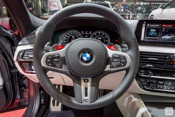 Mondial de Paris 2018 BMW 50