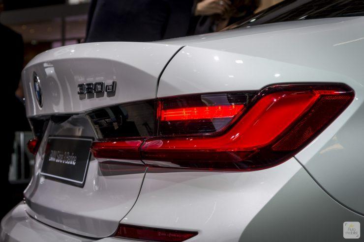Mondial de Paris 2018 BMW 53
