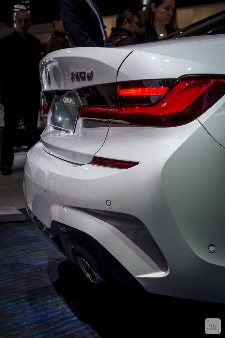 Mondial de Paris 2018 BMW 55
