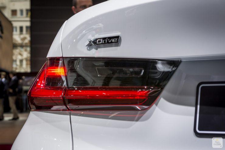 Mondial de Paris 2018 BMW 56