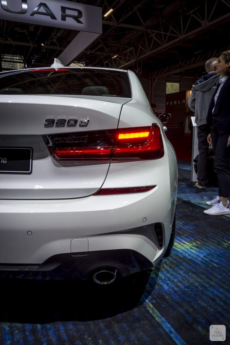 Mondial de Paris 2018 BMW 57