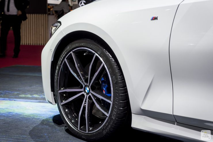 Mondial de Paris 2018 BMW 61