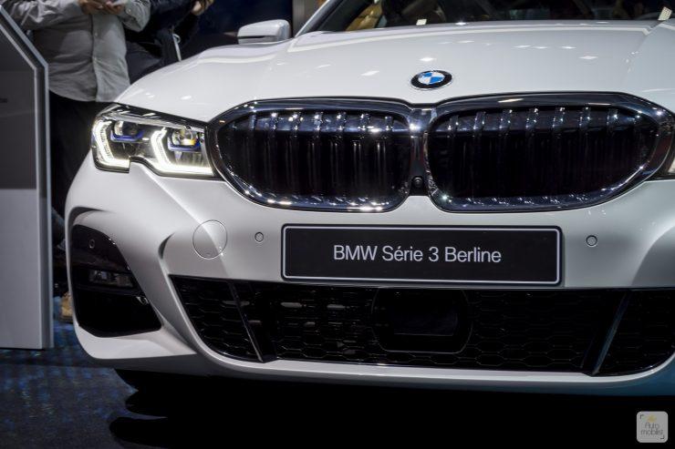 Mondial de Paris 2018 BMW 63