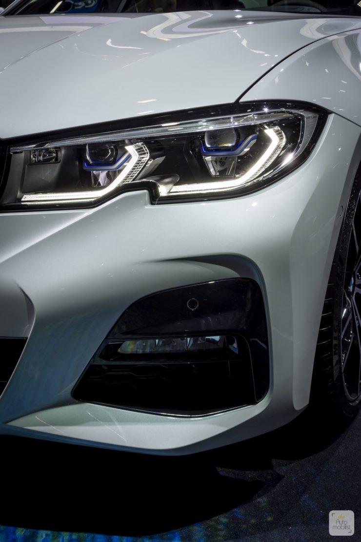 Mondial de Paris 2018 BMW 65