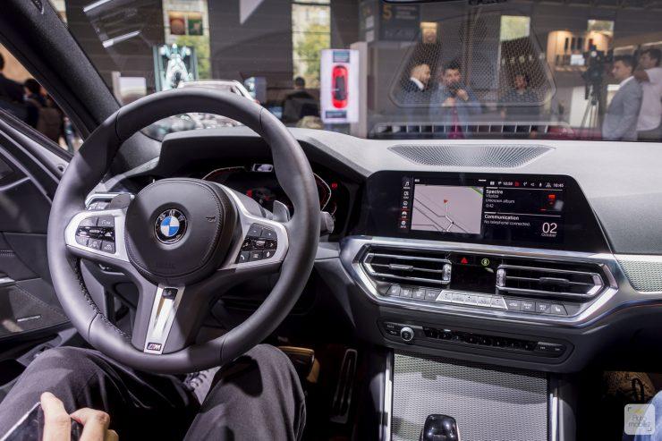 Mondial de Paris 2018 BMW 69