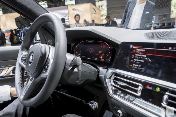 Mondial de Paris 2018 BMW 75