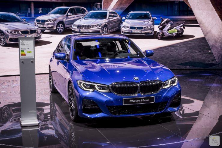 Mondial de Paris 2018 BMW 83