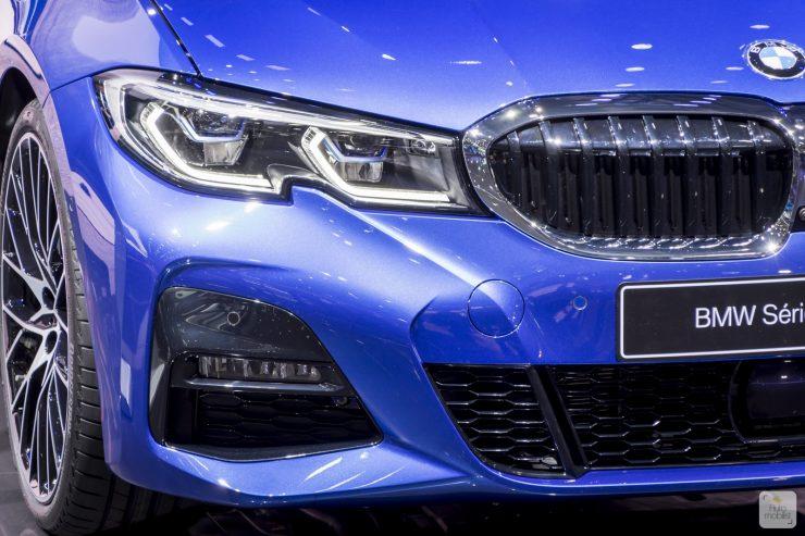 Mondial de Paris 2018 BMW 84