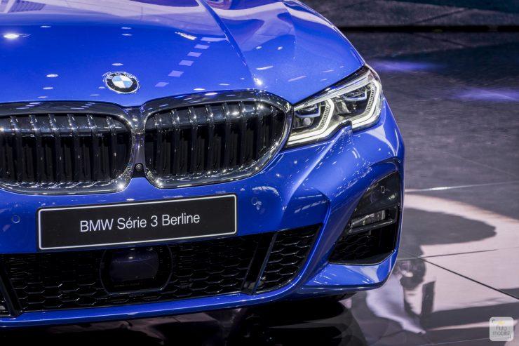 Mondial de Paris 2018 BMW 85