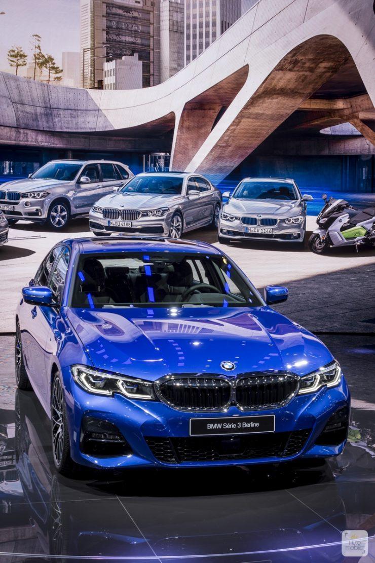 Mondial de Paris 2018 BMW 86