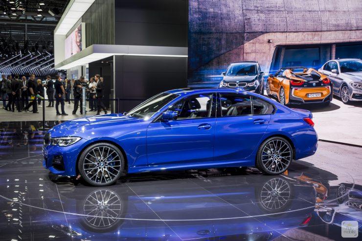 Mondial de Paris 2018 BMW 87