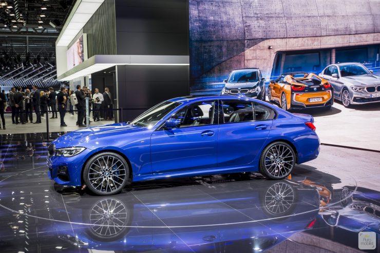 Mondial de Paris 2018 BMW 90