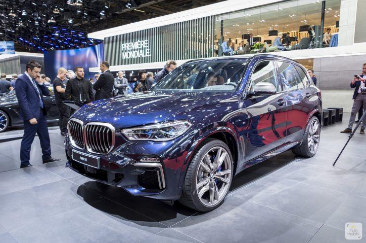 Mondial de Paris 2018 BMW 91