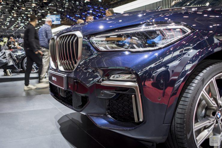 Mondial de Paris 2018 BMW 92