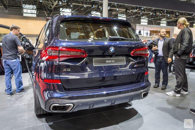 Mondial de Paris 2018 BMW 93