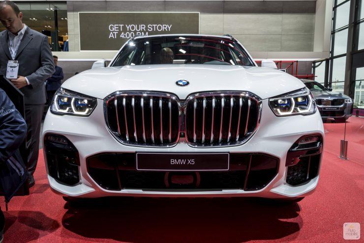 Mondial de Paris 2018 BMW 95