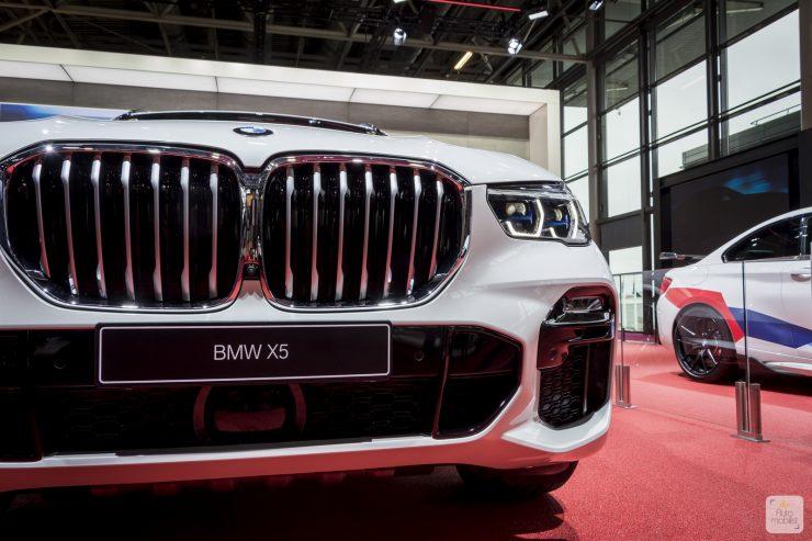 Mondial de Paris 2018 BMW 96