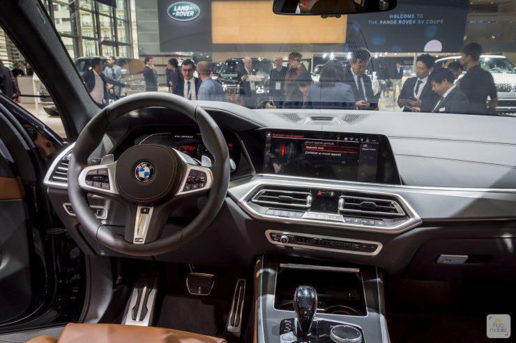 Mondial de Paris 2018 BMW 98