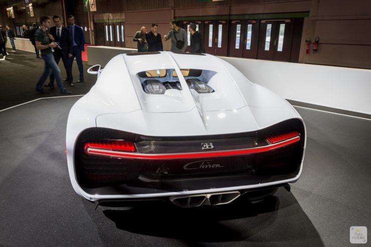 Mondial de Paris 2018 Bugatti 1
