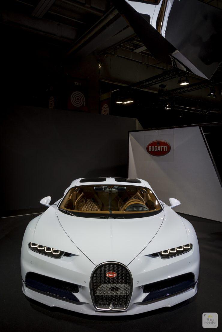 Mondial de Paris 2018 Bugatti 11