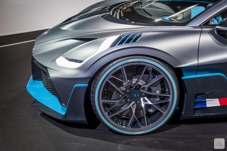 Mondial de Paris 2018 Bugatti 13