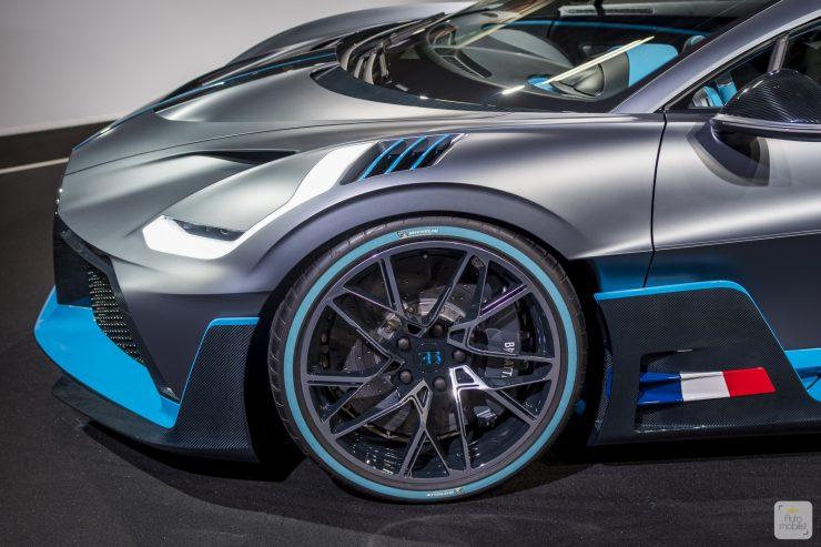 Mondial de Paris 2018 Bugatti 14